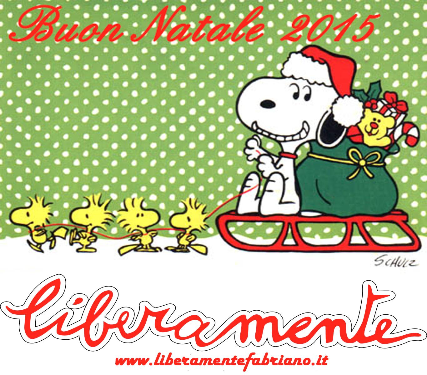 LiberaMente buon natale 2015